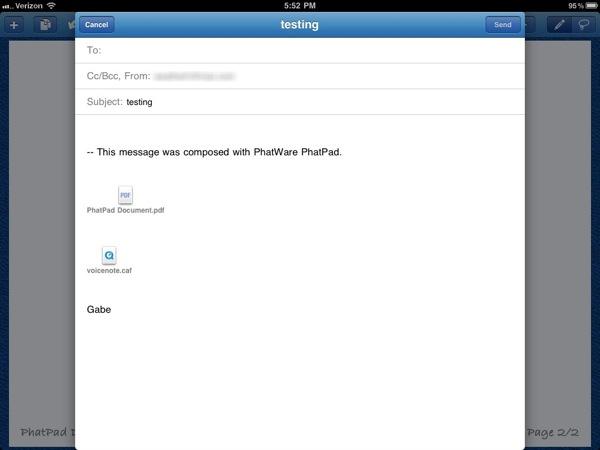 PhatPad Export