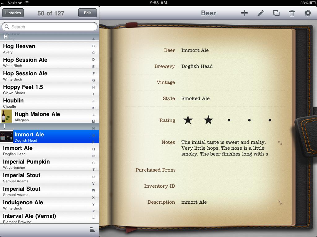 iPad Record