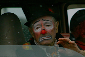 Sad Clown By 'Jerry' on Flickr