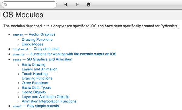 iOS Modules