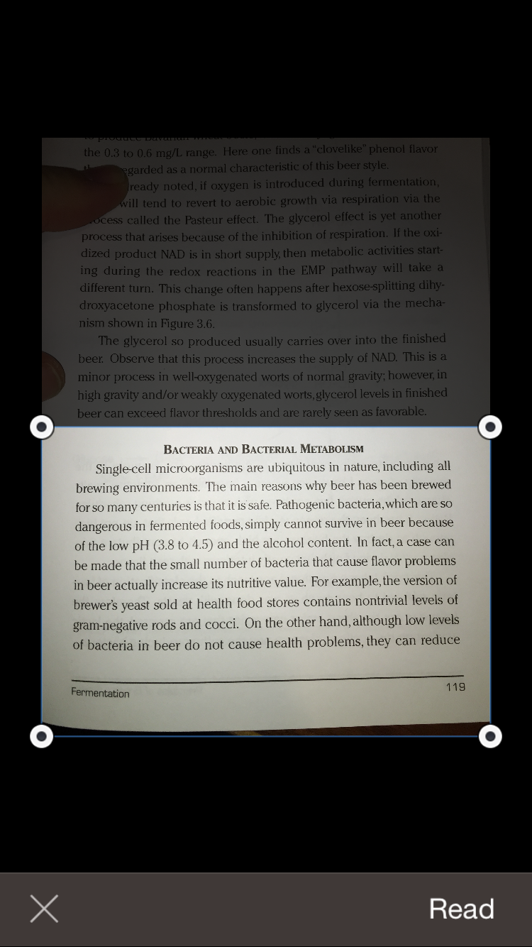 Scan to Text with TextGrabber for iOS
