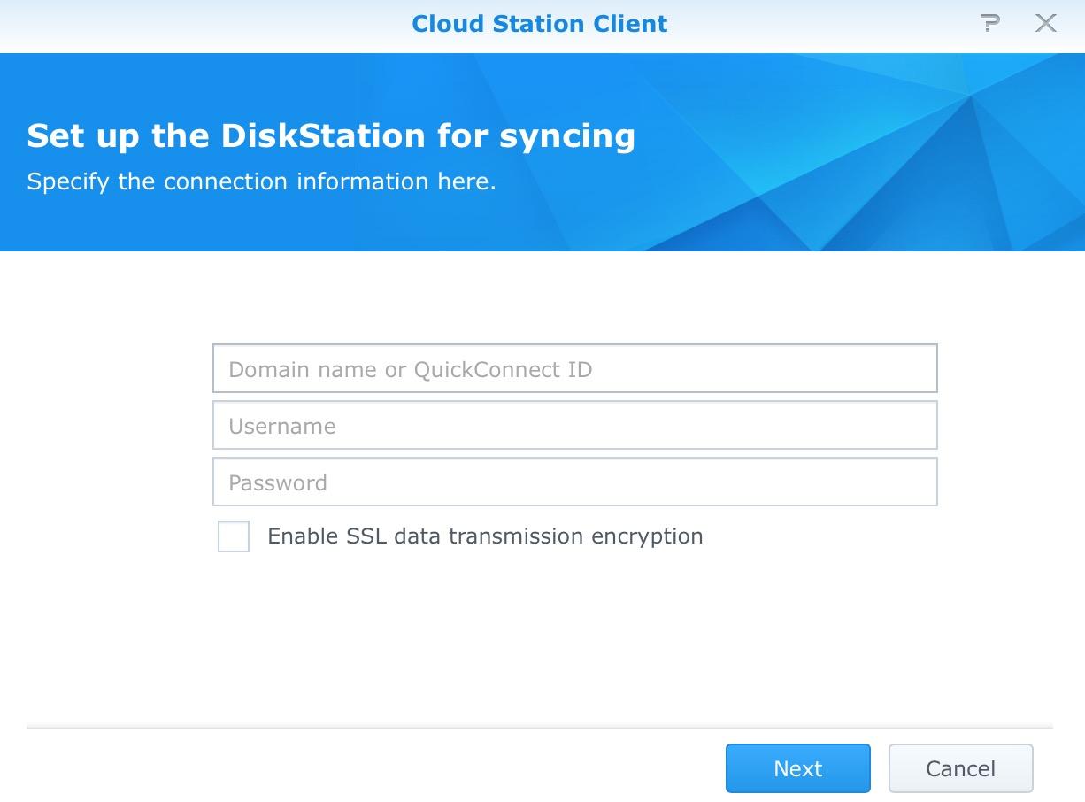 Synology Cloud Station as DIY Dropbox Alternative
