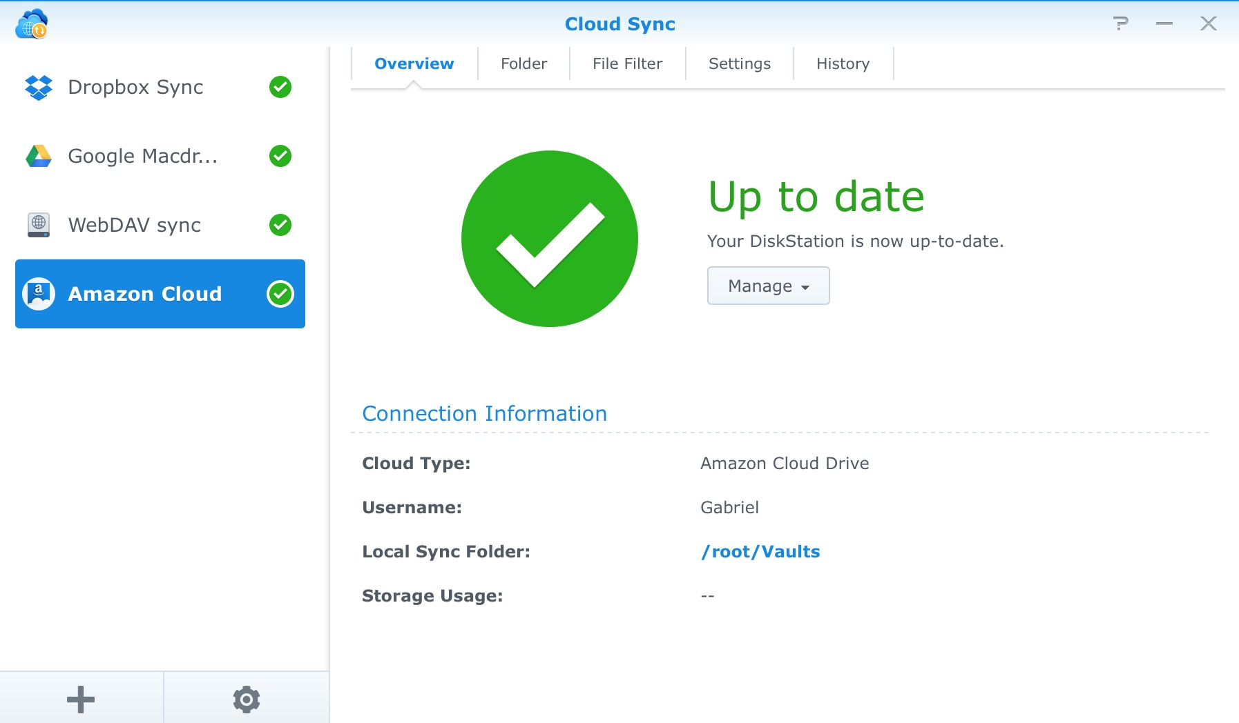 cloudstation synology download