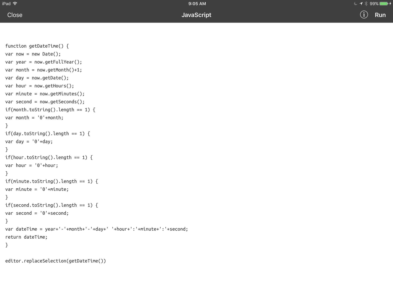 1Writer Script