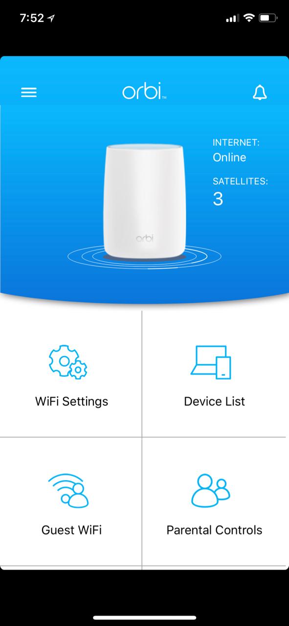 Orbi WiFi
